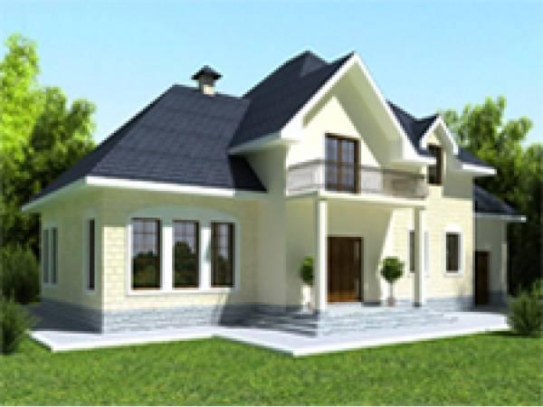 Строительство домов, архитекурные проекты домов коттеджей вилл ABRISBURO - N8667569.